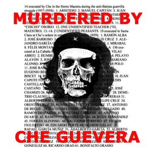 """PERFIL CRIMINAL DEL """"CHE"""" por Pedro Corzo"""