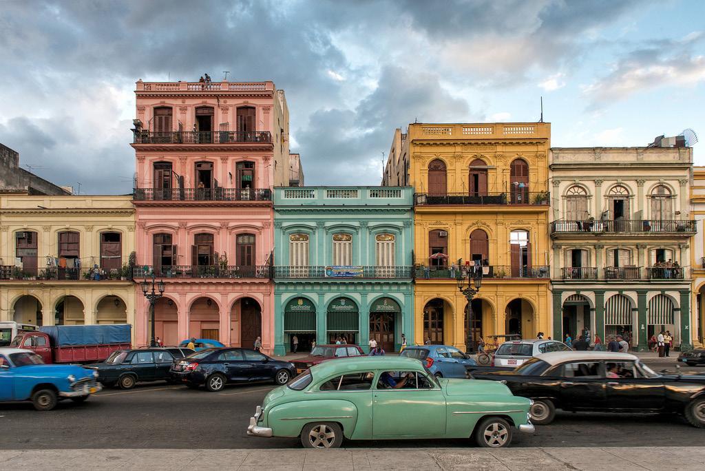 """La Habana con sus """"antigüedades"""""""