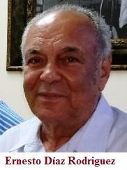Respuesta de Ernesto Díaz R. a la Fundación Bacardí sobre Plebiscito en Cuba.