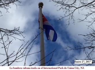 Acto por Natalicio de José Martí en Union City, NJ.