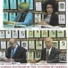Marzo 04, 2017. Investidura de Candidatos en la Academia de la Historia de Cuba