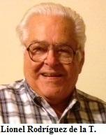 NOTA DE DOLOR. Fallece el expreso político cubano y periodista. Lionel Rodríguez de la Torre.