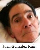 Fallece en Miami, Fl. el expreso político cubano Juan González Ruiz.