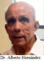 Nota de dolor. Fallece en Miami, Fl. el Dr. Alberto Hernández.