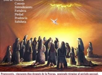 Junio 04, 2017. Lecturas bíblicas de hoy Domingo de Pentecostés.