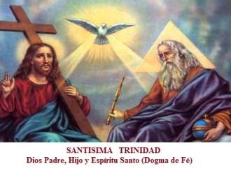 Junio 11, 2017. Lecturas bíblicas de hoy. Santísima Trinidad.