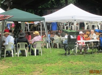 Agosto 06, 2017. Fotos Picnic de la UEPPC en West New York, NJ.