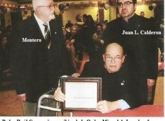 Padre Raúl Comesañas. CUBANO NOTABLE.
