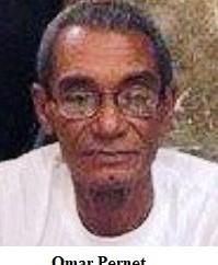 Gravemente enfermo el expreso político cubano Omar Pernet.