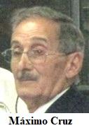 Fallece a bordo de un crucero por el Caribe el brigadista Máximo Cruz González.