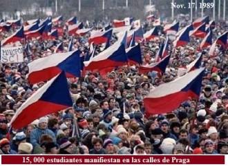 Noviembre 17. Efemérides en la lucha contra el Comunismo