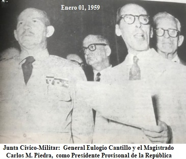Primero de Enero. Efemérides en la lucha del pueblo cubano contra el Comunismo.