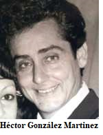 Nota de dolor. Fallece Héctor González Martínez, expreso político cubano.