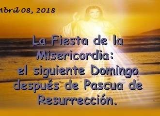 Lecturas bíblicas de hoy domingo 08 de abril, 2018.