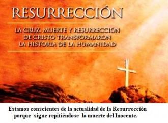 Lecturas bíblicas de hoy 1ero. de abril, 2018. Domingo de Resurrección.