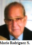 NOTA DE DOLOR. Fallece en Miami, Fl. el expreso político cubano Mario Rodríguez Sánchez