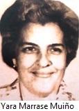 Fallece en Miami, Fl. la expresa política cubana Yara Marrese Muiño.